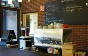 Lunchroom Koffie met verbeelding: de bar